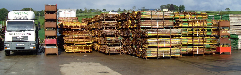 Export Scaffolding - Scafftex Scaffolding Systems Ltd. Ireland